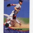 1994 Leaf Baseball #157 Pat Meares - Minnesota Twins