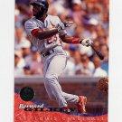 1994 Leaf Baseball #152 Bernard Gilkey - St. Louis Cardinals