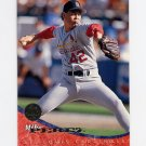 1994 Leaf Baseball #130 Mike Perez - St. Louis Cardinals