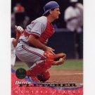 1994 Leaf Baseball #118 Darrin Fletcher - Montreal Expos