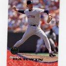 1994 Leaf Baseball #114 Danny Darwin - Boston Red Sox