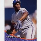 1994 Leaf Baseball #074 Anthony Young - New York Mets