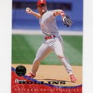 1994 Leaf Baseball #054 Dave Hollins - Philadelphia Phillies