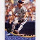 1994 Leaf Baseball #025 Jeff Montgomery - Kansas City Royals