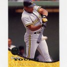 1994 Leaf Baseball #023 Kevin Young - Pittsburgh Pirates