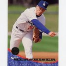 1994 Leaf Baseball #016 Orel Hershiser - Los Angeles Dodgers