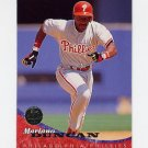 1994 Leaf Baseball #011 Mariano Duncan - Philadelphia Phillies