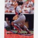 1994 Leaf Baseball #007 Tom Pagnozzi - St. Louis Cardinals