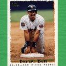 1995 Topps Baseball #616 Derek Bell - San Diego Padres