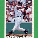 1995 Topps Baseball #606 Wes Chamberlain - Boston Red Sox