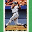 1995 Topps Baseball #597 James Mouton - Houston Astros