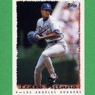 1995 Topps Baseball #589 Pedro Astacio - Los Angeles Dodgers