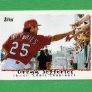 1995 Topps Baseball #526 Gregg Jefferies - St. Louis Cardinals