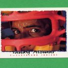 1995 Topps Baseball #522 Sandy Alomar Jr. - Cleveland Indians
