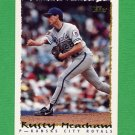 1995 Topps Baseball #513 Rusty Meacham - Kansas City Royals