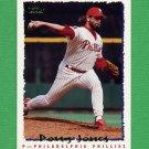 1995 Topps Baseball #495 Doug Jones - Philadelphia Phillies