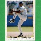 1995 Topps Baseball #475 Tom Gordon - Kansas City Royals