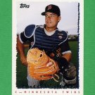 1995 Topps Baseball #471 Matt Walbeck - Minnesota Twins