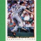 1995 Topps Baseball #457 Joe Boever - Detroit Tigers