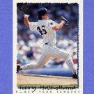 1995 Topps Baseball #380 Terry Mulholland - New York Yankees