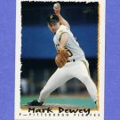1995 Topps Baseball #378 Mark Dewey - Pittsburgh Pirates