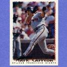1995 Topps Baseball #361 Mark Carreon - San Francisco Giants