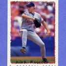 1995 Topps Baseball #344 Kirk Rueter - Montreal Expos