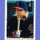 1995 Topps Baseball #306 Damion Easley - California Angels