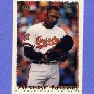 1995 Topps Baseball #289 Arthur Rhodes - Baltimore Orioles