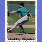 1995 Topps Baseball #193 Bobby Ayala - Seattle Mariners
