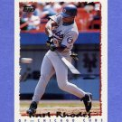 1995 Topps Baseball #178 Karl Rhodes - Chicago Cubs