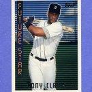 1995 Topps Baseball #153 Tony Clark - Detroit Tigers