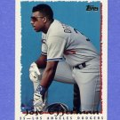 1995 Topps Baseball #152 Jose Offerman - Los Angeles Dodgers