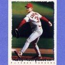 1995 Topps Baseball #099 Cris Carpenter - Texas Rangers