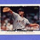 1995 Topps Baseball #095 Mark Langston - California Angels