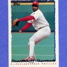 1995 Topps Baseball #088 Heathcliff Slocumb - Philadelphia Phillies