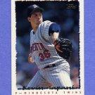 1995 Topps Baseball #037 Kevin Tapani - Minnesota Twins