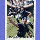 1995 Topps Baseball #017 Dave Nilsson - Milwaukee Brewers