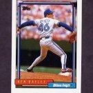 1992 Topps Baseball #717 Ken Dayley - Toronto Blue Jays