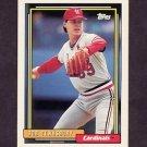 1992 Topps Baseball #623 Bob Tewksbury - St. Louis Cardinals