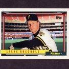 1992 Topps Baseball #622 Steve Buechele - Pittsburgh Pirates