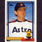1992 Topps Baseball #614 Al Osuna - Houston Astros