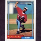 1992 Topps Baseball #583 Mel Rojas - Montreal Expos