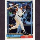 1992 Topps Baseball #561 Jose Vizcaino - Chicago Cubs