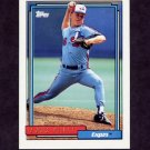 1992 Topps Baseball #526 Doug Piatt - Montreal Expos