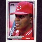 1992 Topps Baseball #432 Billy Hatcher - Cincinnati Reds