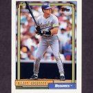 1992 Topps Baseball #371 Dante Bichette - Milwaukee Brewers