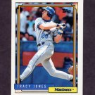 1992 Topps Baseball #271 Tracy Jones - Seattle Mariners