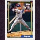 1992 Topps Baseball #265 Teddy Higuera - Milwaukee Brewers