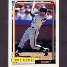 1992 Topps Baseball #253 Terry Kennedy - San Francisco Giants